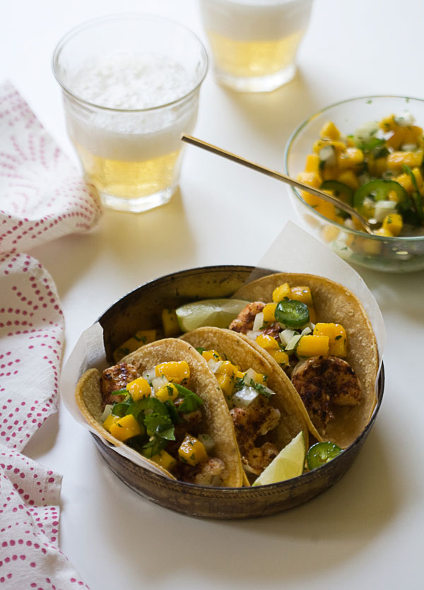 Mango Shrimp Tacos Recipe | Fresh Tastes Blog | PBS Food #shrimptacorecipes