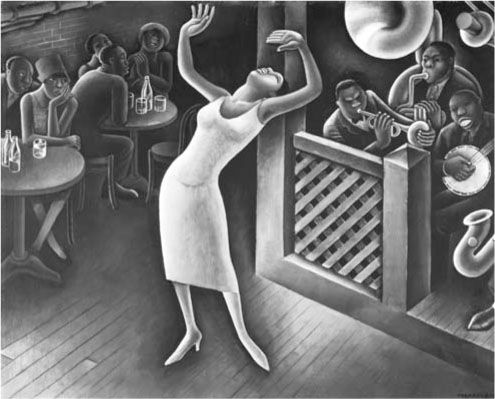 Miguel Covarrubias (1904–1957), Rhapsody in Blue, c.1925