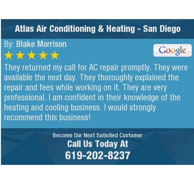 They Returned My Call For Ac Repair Promptly They Were Available