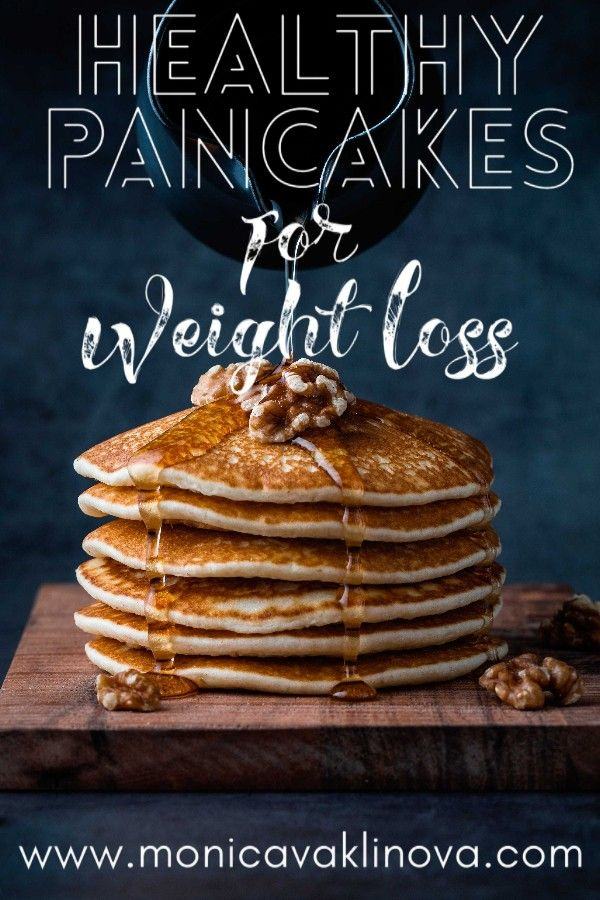 Healthy Pancakes for Weight Loss images