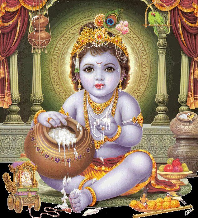 Baby Krishna Lord Pictures Of Birthday Janmashtami Wallpaper The Free Download God