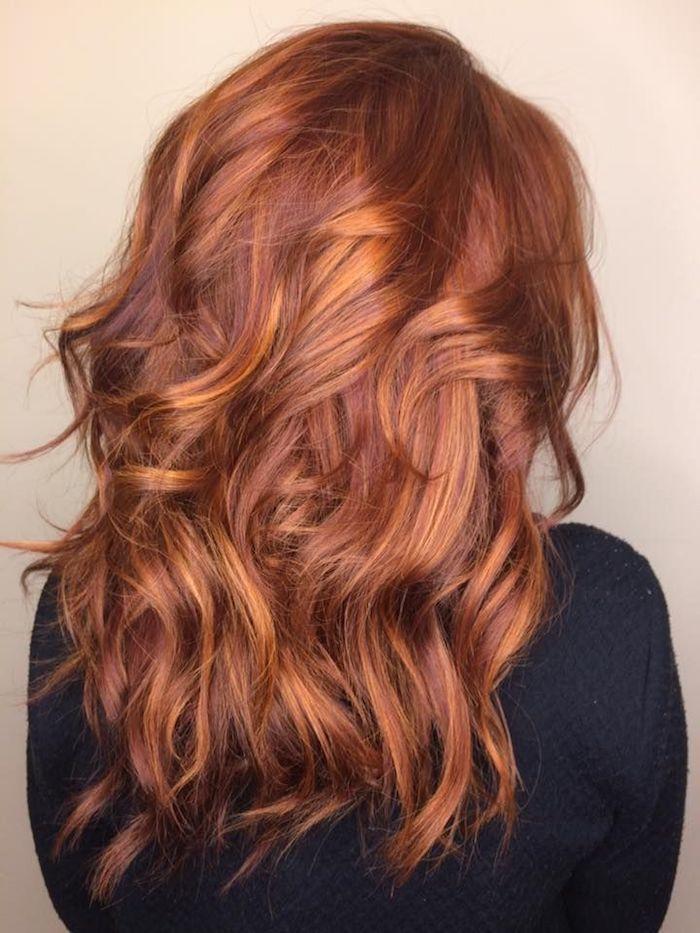 1001 Coole Ideen F 252 R Die Bezaubernde Haarfarbe Caramel