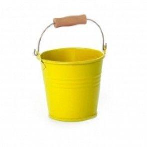 Tin Bucket Bambino Mini Yellow