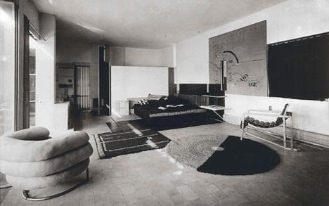 Eileen Gray Movie The Price Of Desire To Tackle Le Corbusier Murals  Controversy | Home | Pinterest | Eileen Gray, Interiors And House
