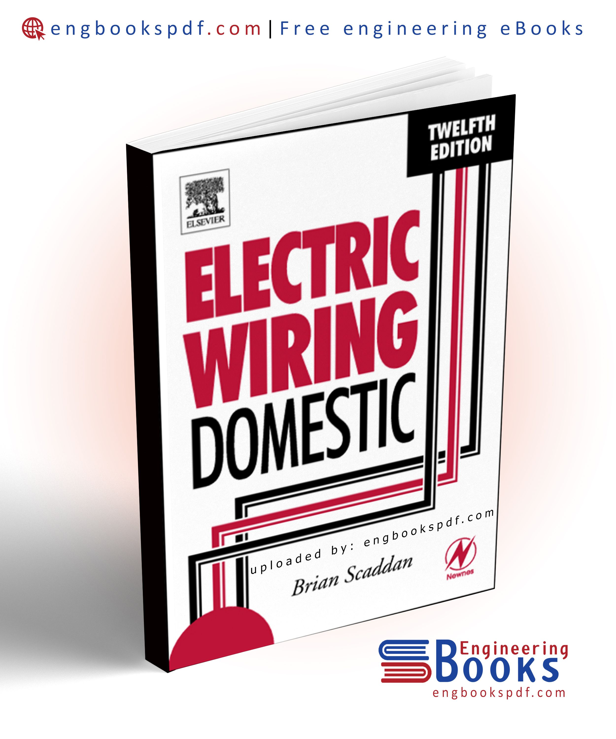 Get Pdf Of Electric Wiring Domestic By B  Scaddan For Free