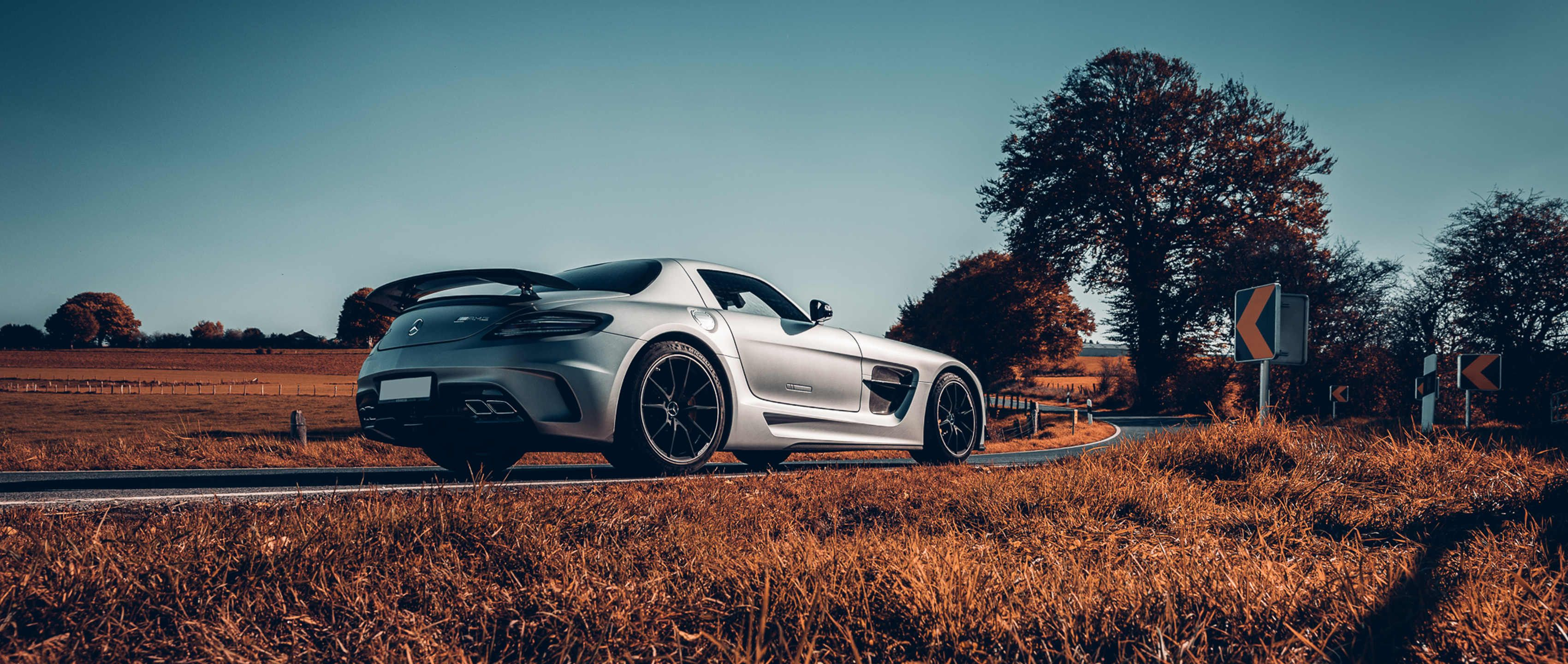 Mercedes Benz Sls Amg Black Series Photoshoot What Is Your