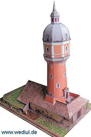 Cool Neu Ulm Wasserturm