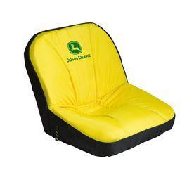 John Deere High Back Lawn Mower Seat Cover 92634