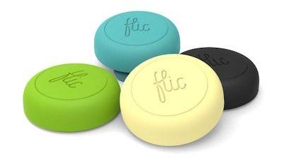 Smart Home Funk flic smart button einfacher klick zur smart home bedienung flic