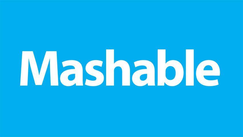 Il logo di #Mashable