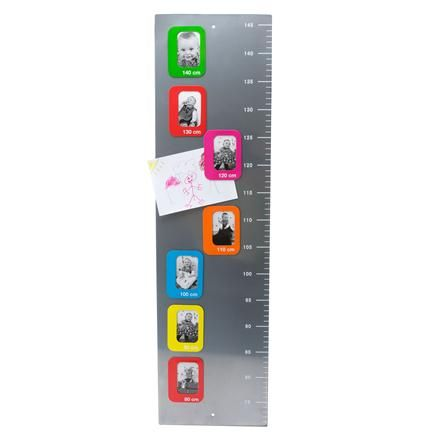 Watch me grow growth chart with picture frames diy pinterest charts and also sold rh