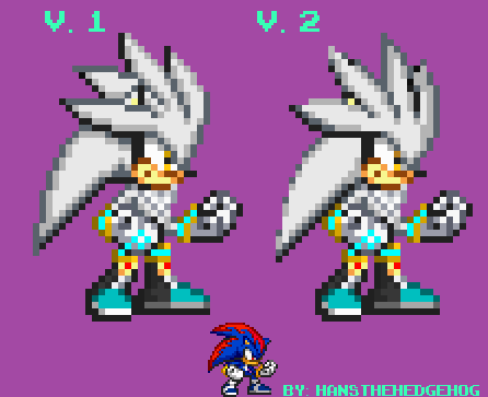 Pin By Sweet Angel Wings On Favorite Pics Of Silver The Hedgehog