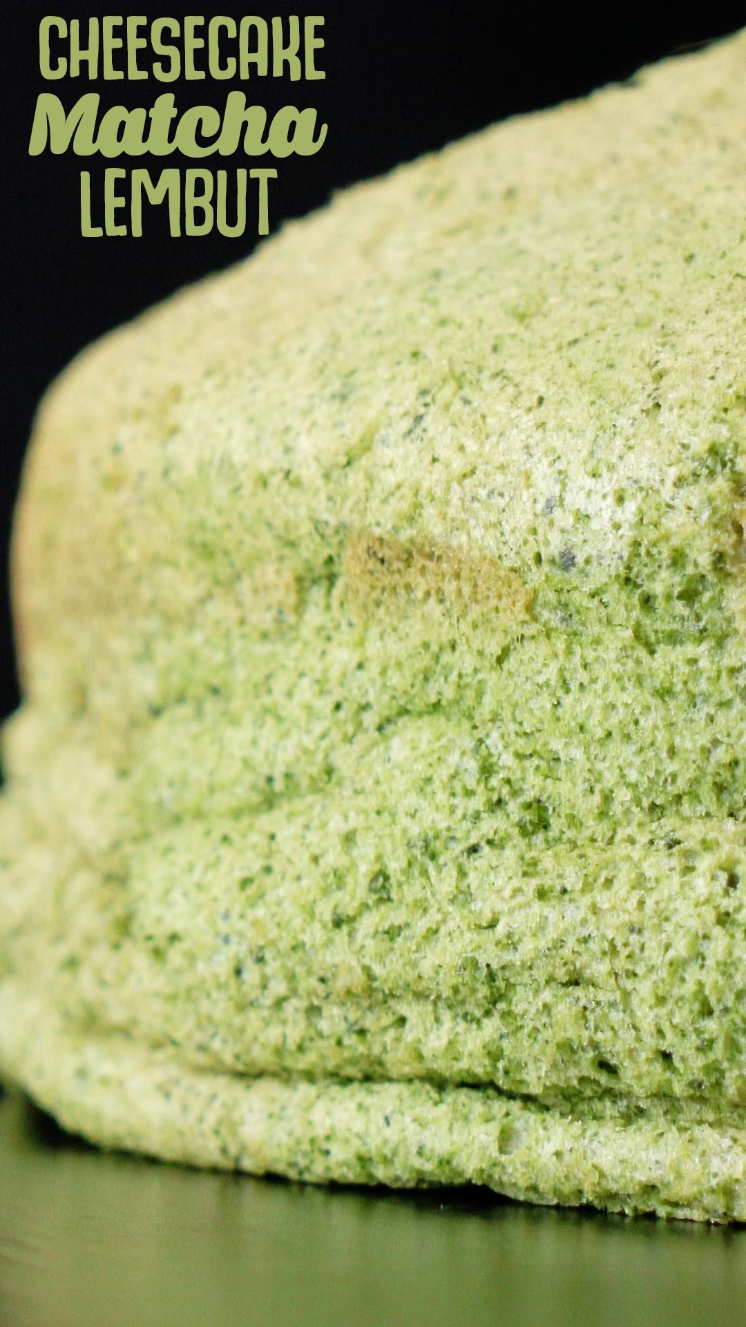 Photo of Soft Matcha Cheesecake