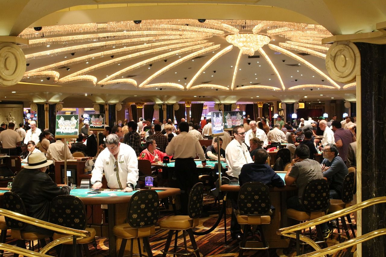 casino room floor