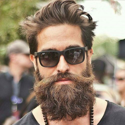 Top 23 Beard Styles For Men in 2019   Men's Haircuts + Hairstyles 2019 is part of Beard styles for men - Men's beard styles have been trending in 2019, and that means guys are looking for the best beard designs and shapes for their short and long facial hair  But given the many different types of beards and the various ways to style and shape a beard, the real challenge can sometimes be choosing the right …