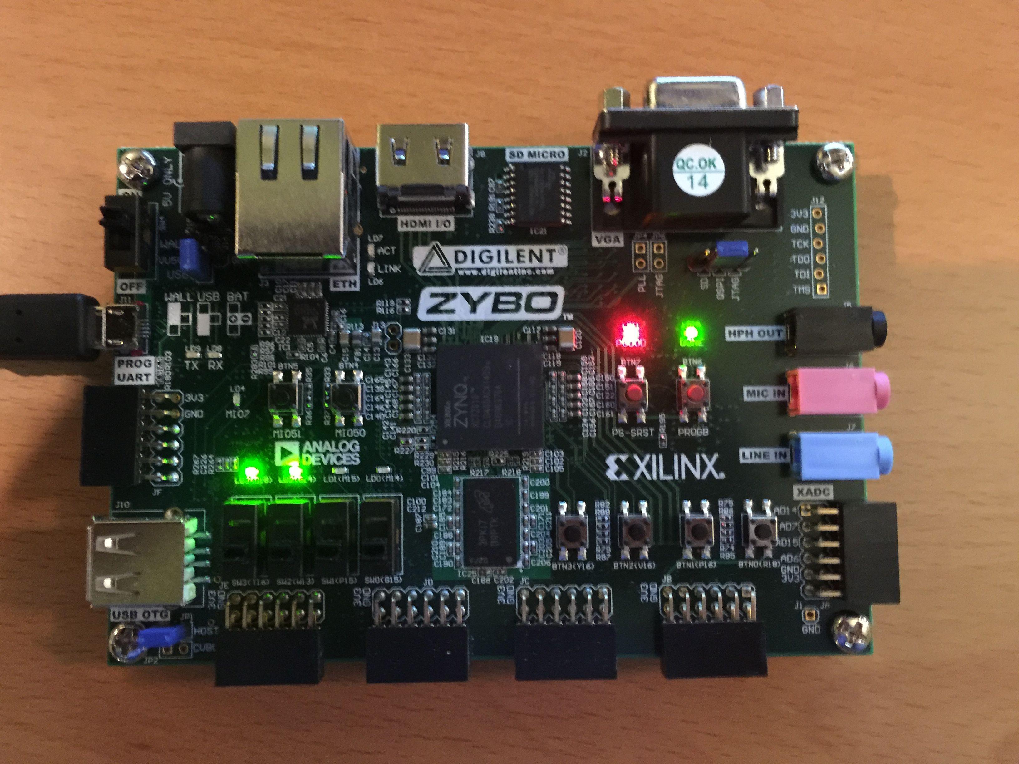 ZYBO | Tutorial #1 | Larsen Nerd Lab | Electronics, Technology, Tech