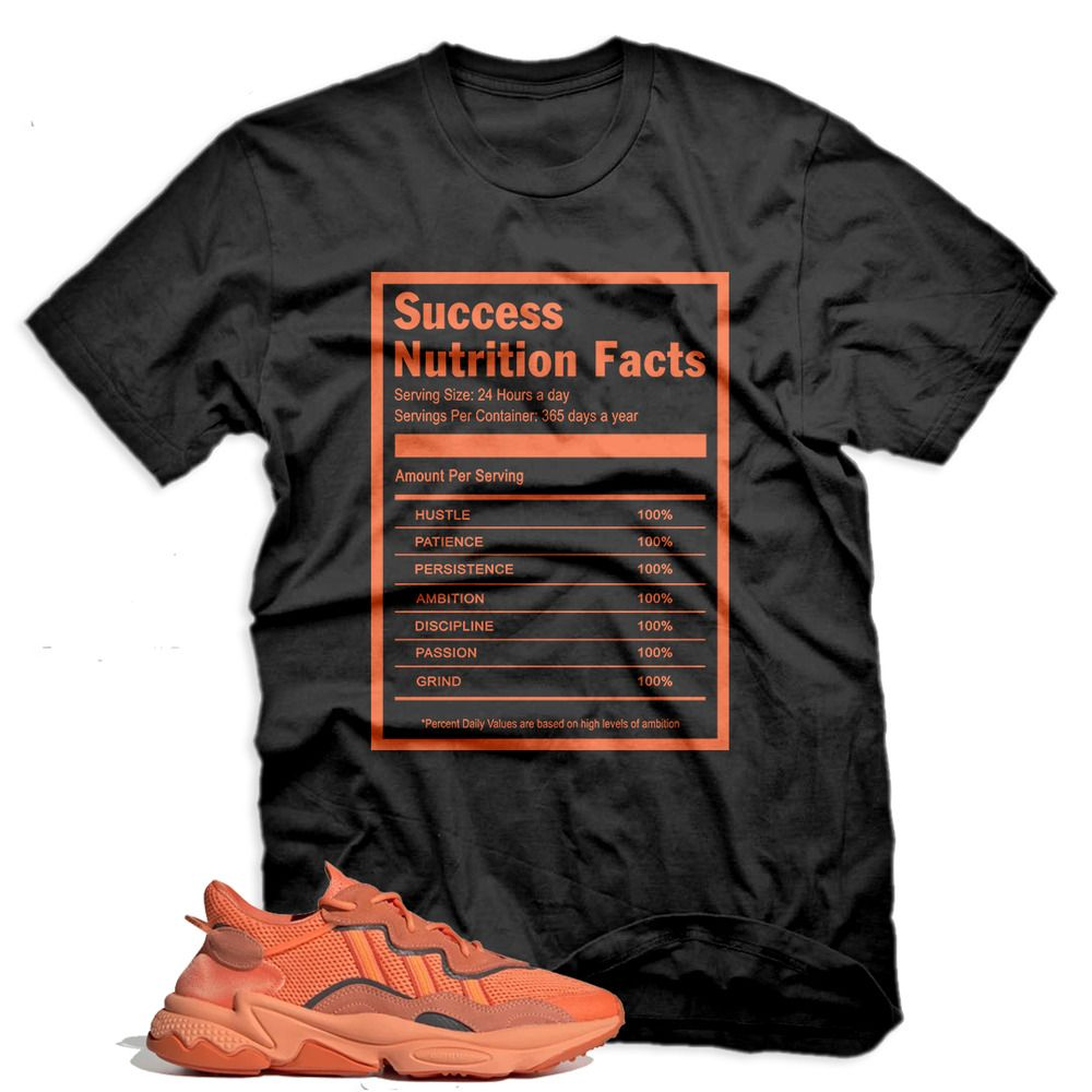 cuatro veces Tom Audreath Diploma  NEW Success Nutrition T shirt For adidas OZWEEGO Coral Orange, Unisex  T-shirt #Gildan #GraphicTee #Casual ad…   Adidas yeezy boost 350, Slim fit  mens shirts, Shirts