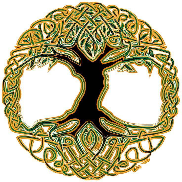 Images For Celtic Symbols And Meanings Tree Of Life Tattoos