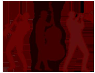 Leftimagesil Png 364 280 Pixels Jazz Poster Jazz Band Jazz Music