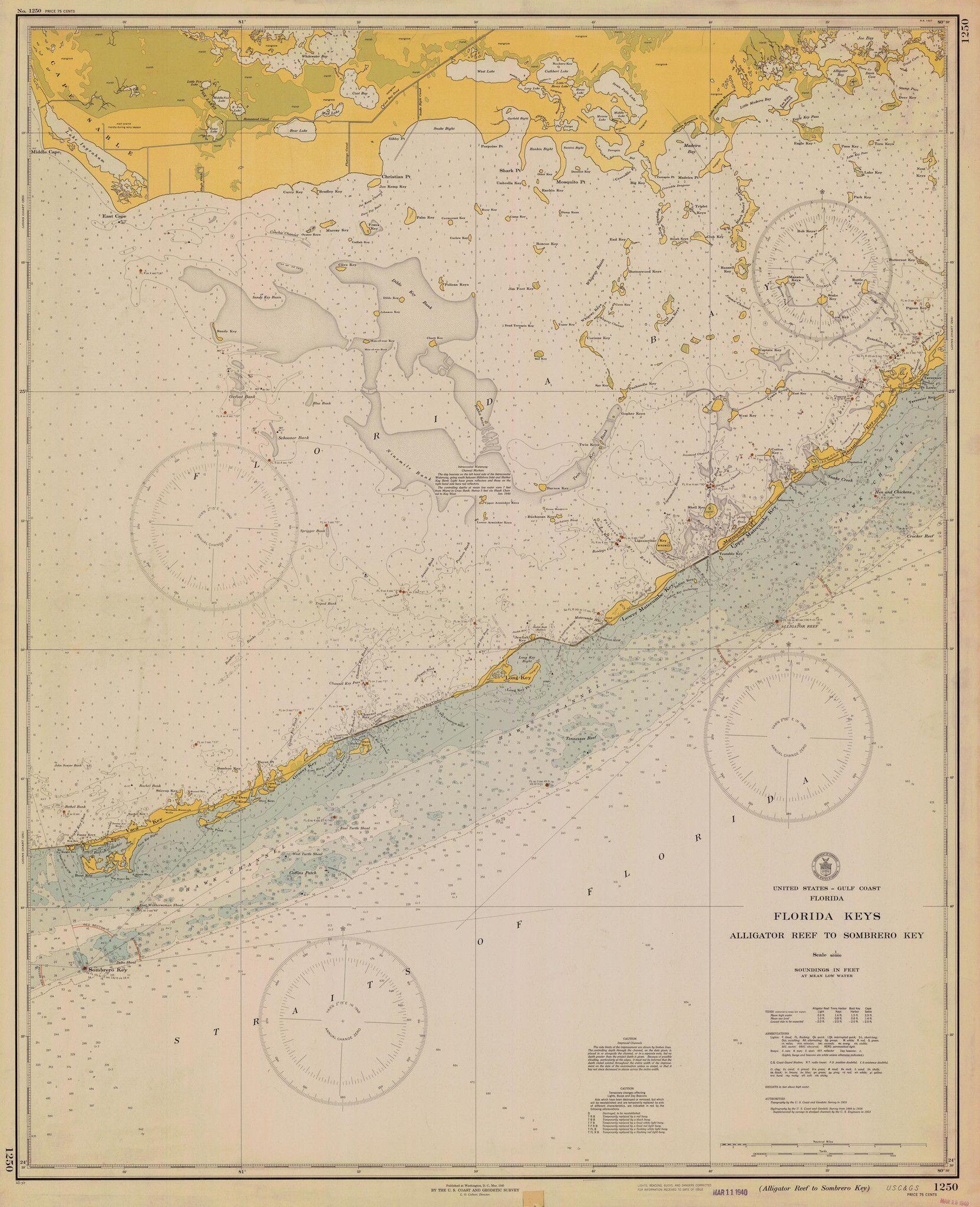 Florida Keys Historical Map Florida Keys And Products - Florida keys us map