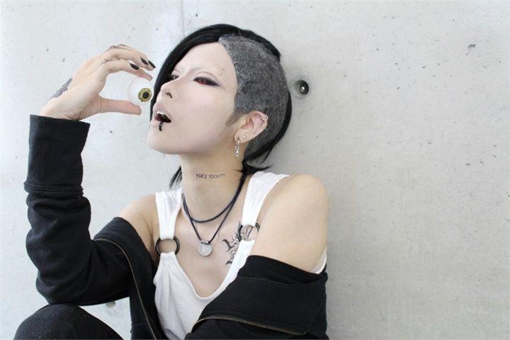 0x0mi2ch(蜜猫(mitsune)) Uta Cosplay Photo