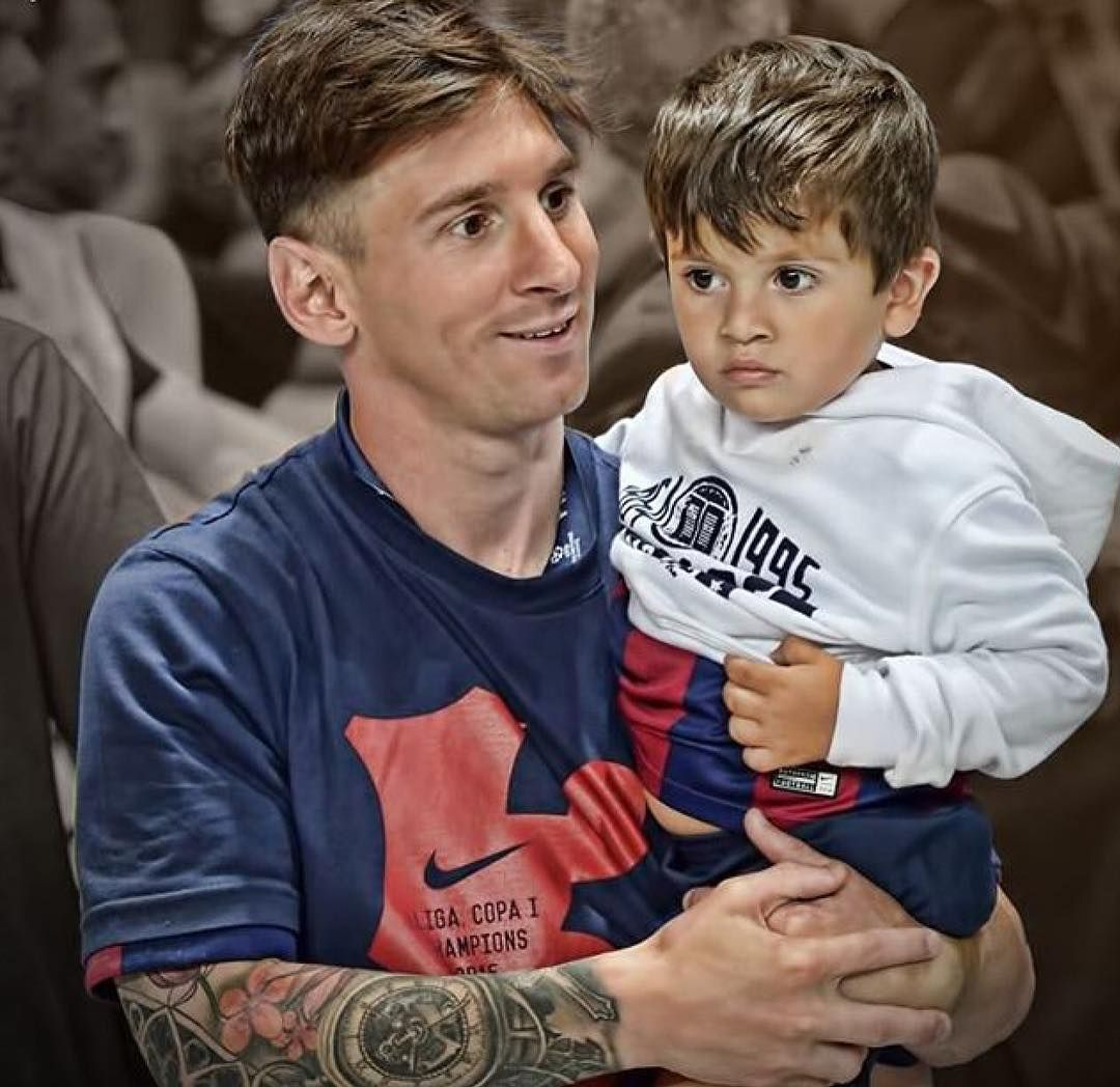 Awesome 20 Winning Messi Haircuts