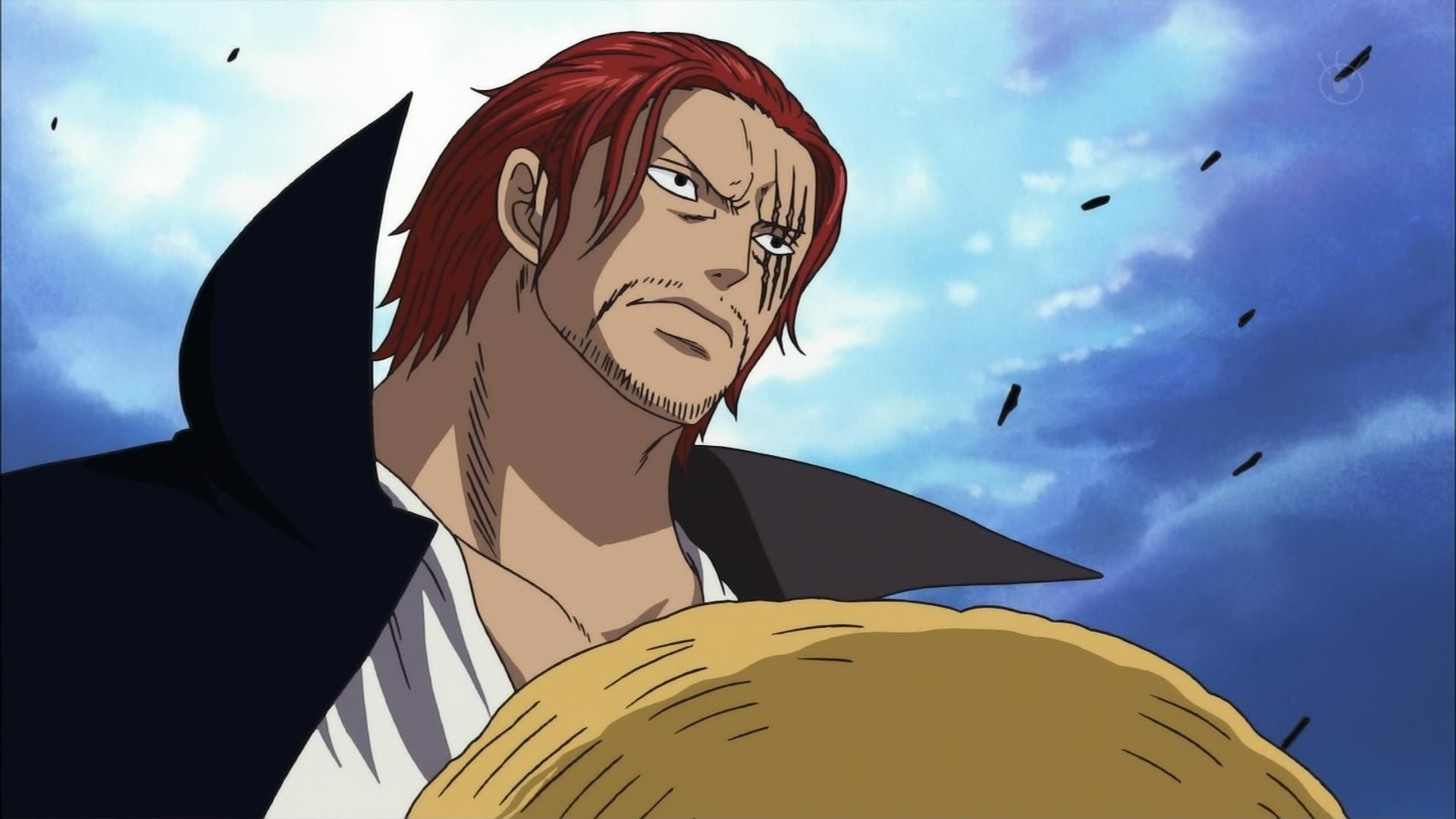 Piece Anime Characters : One piece shanks strongest anime characters pinterest