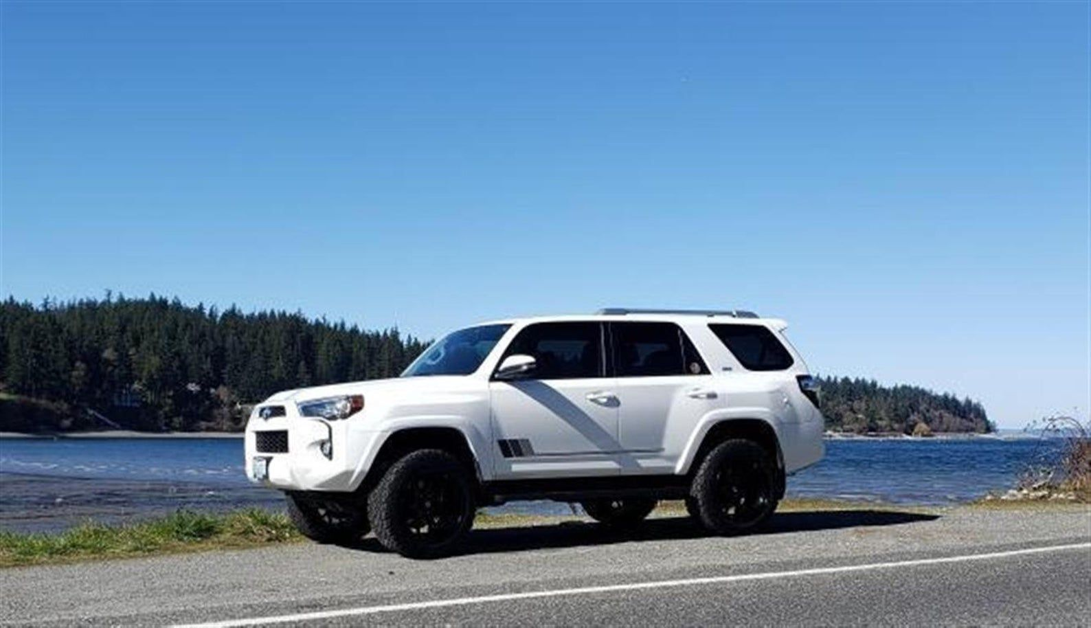 2018 2019 2020 Toyota 5th Gen 4Runner TRD Back To The