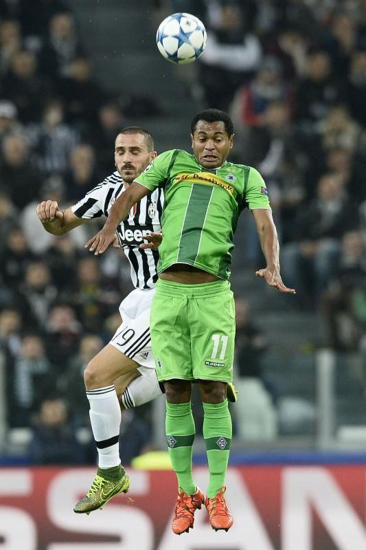 Juventus-Borussia Monchengladbach [Champions League 2015-2016]