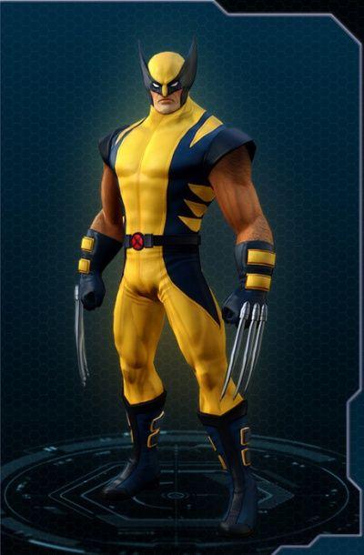 marvel wolverine | Marvel Heroes: Wolverine - Orcz com, The Video