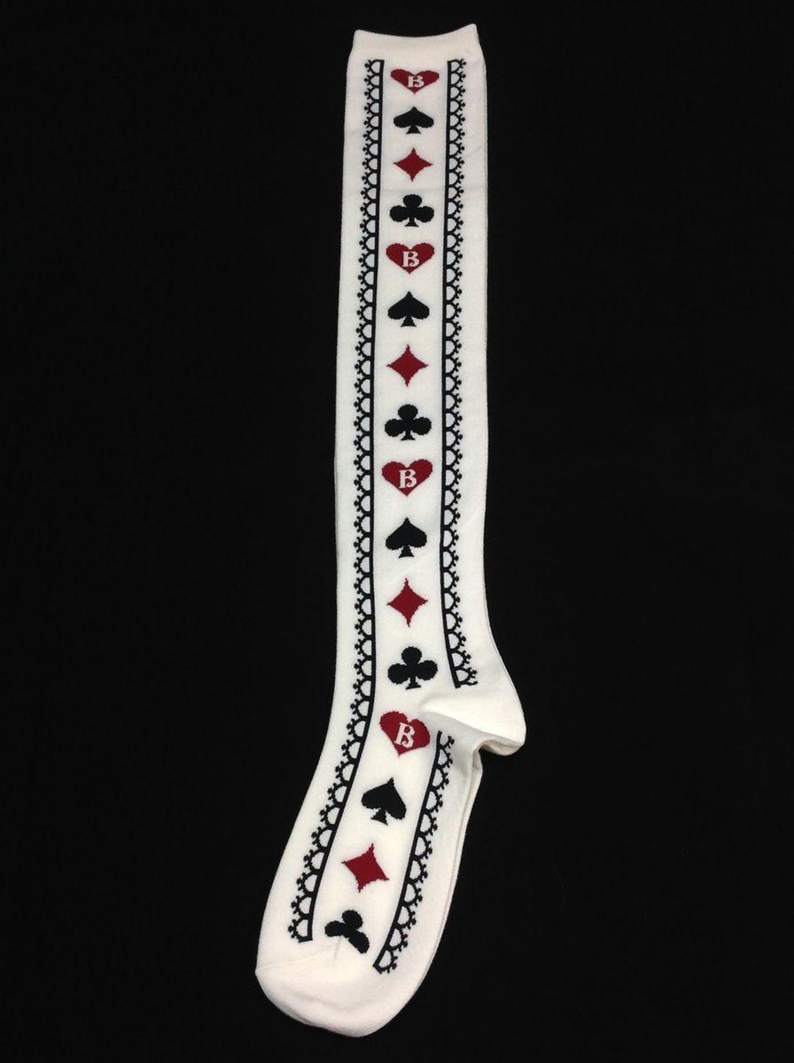 Alice's Cards OTKs in White from Baby, the Stars Shine Bright - Lolita Desu