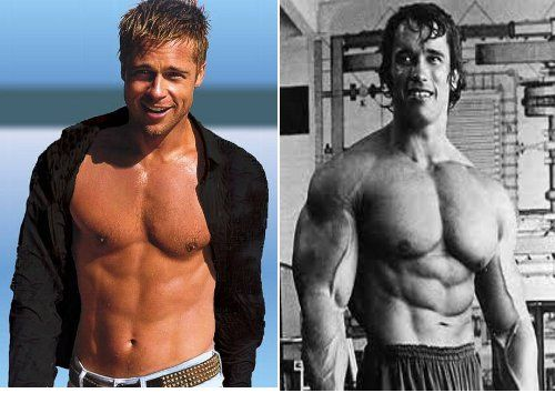 how to build lean or bulky muscle fitness pinterest