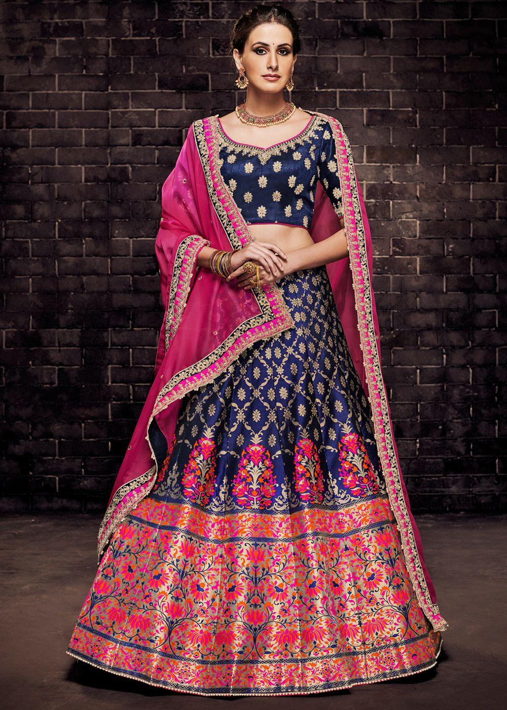 93e5c9a93d #Lehenga #BridalLehenga #ReceptionLehenga #WeddingLehenga  #IndianWeddingDresses #IndianBridalWear #IndianDresses #IndianEthnicWear # LehengaCholi ...