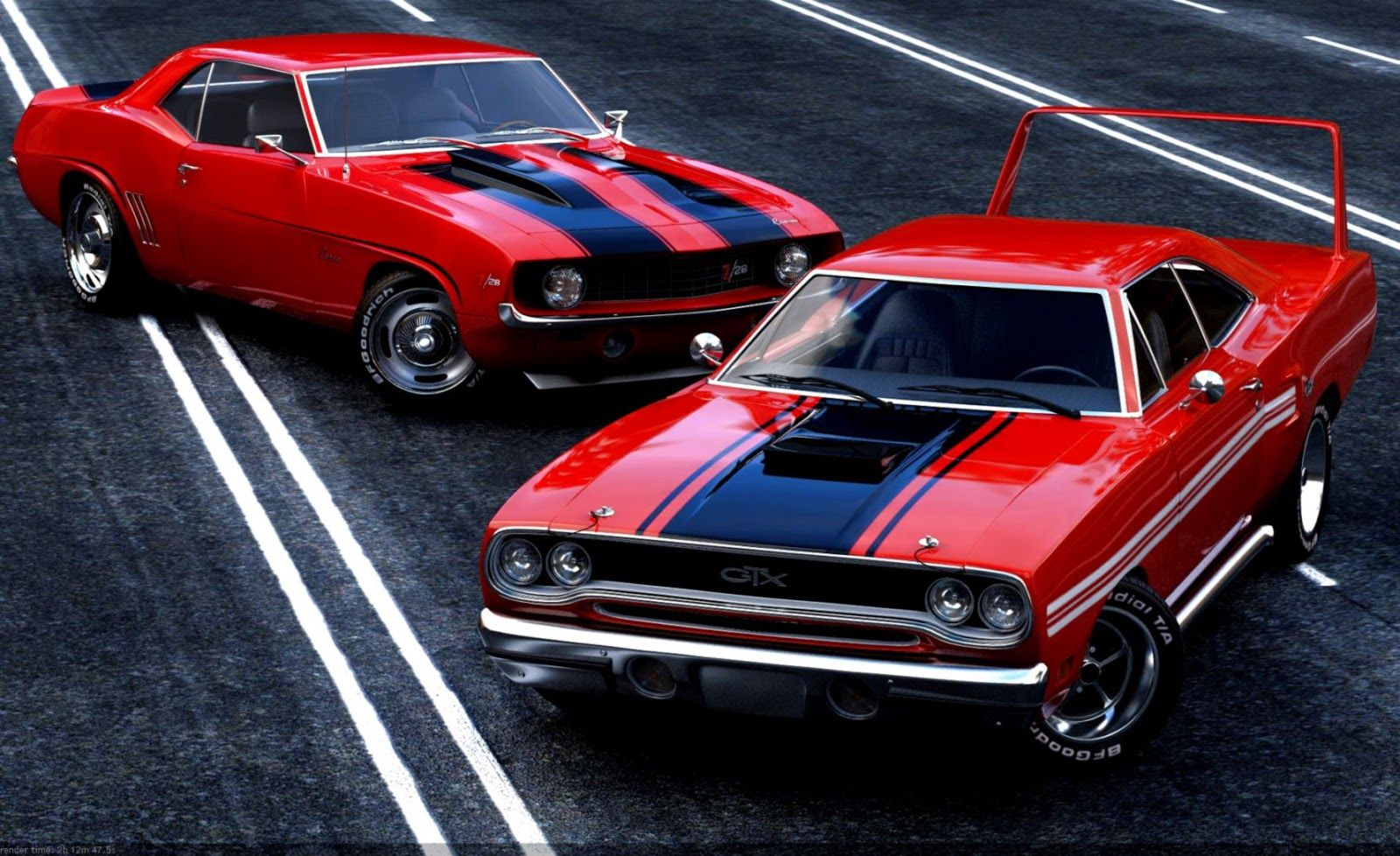 Classic Muscle Car Wallpapers Widescreen Classic Cars Muscle Classic Cars Muscle Cars
