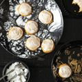 while I hate pumpkin pie... candied ginger and a cake texture make these sound soooo appealing