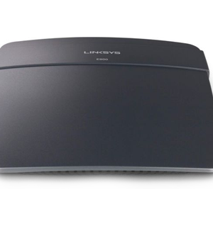 Linksys E900 Wireless Router (Grey