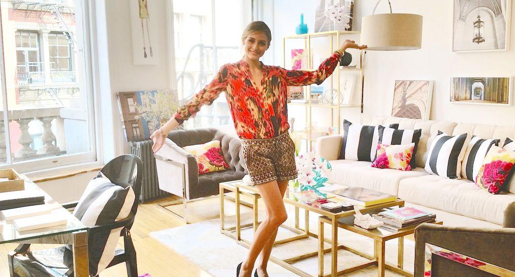 Olivia Palermo S Newest Role Interior Decorator Home Decorators Catalog Best Ideas of Home Decor and Design [homedecoratorscatalog.us]