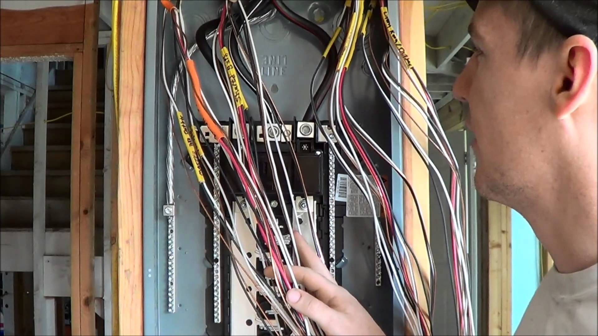 HB Electric gives Residential Electrical Panel attention to detail ...