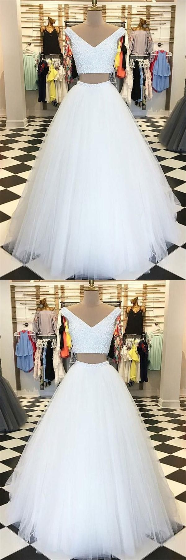 Prom dresses cheap aline prom dresses prom dresses white prom