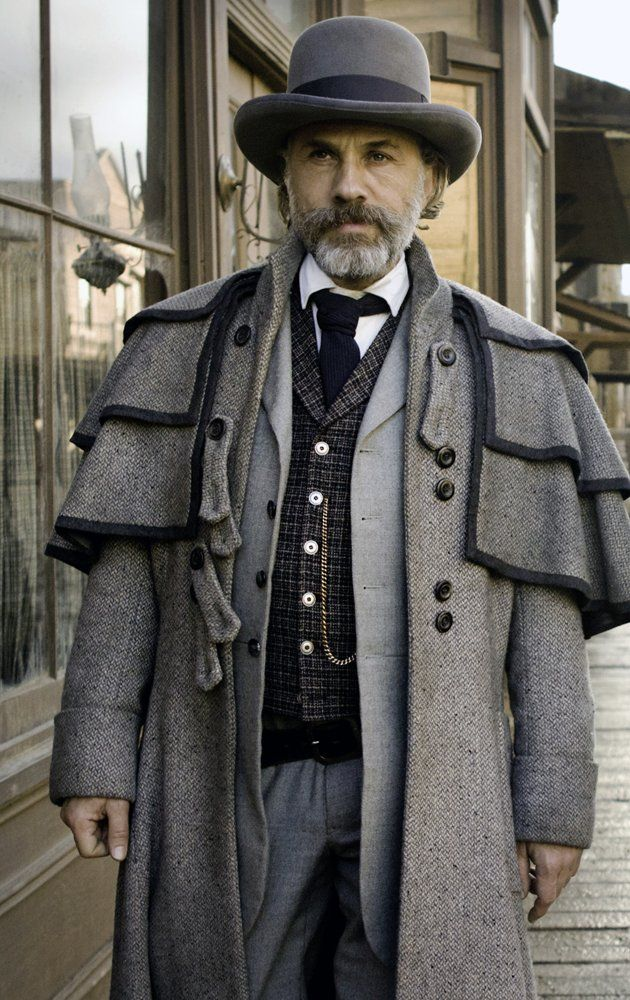 ab6bad7dc9a62d Christoph Waltz in Django Unchained -- Costume Designer: Sharen Davis I  love Christoph Waltz