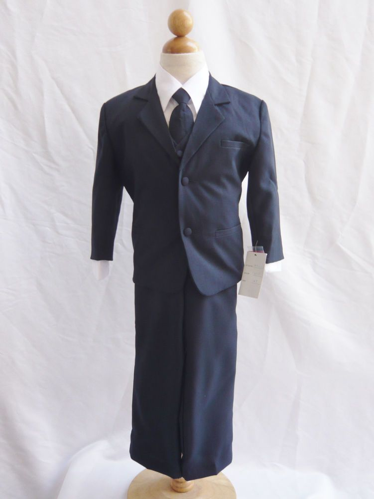 navy blue tux infant | 1000x1000.jpg | Dresses | Pinterest ...