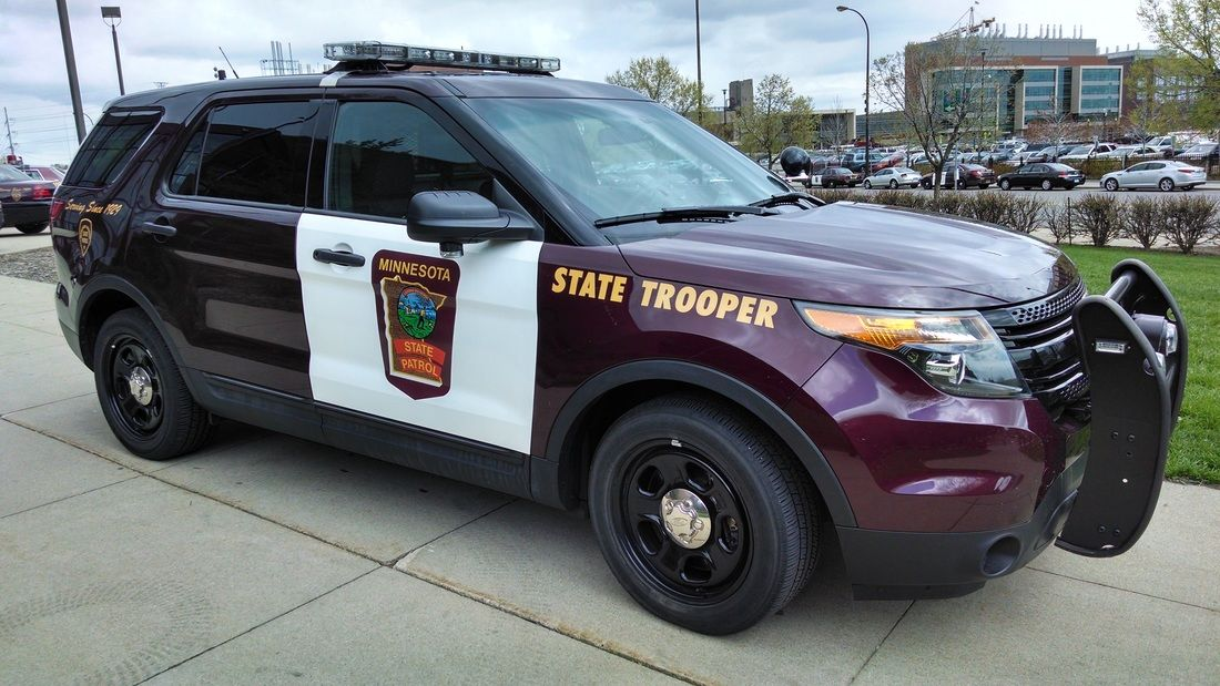 Pin By Jacob Thompson Arnone On Minnesota State Trooper Cars