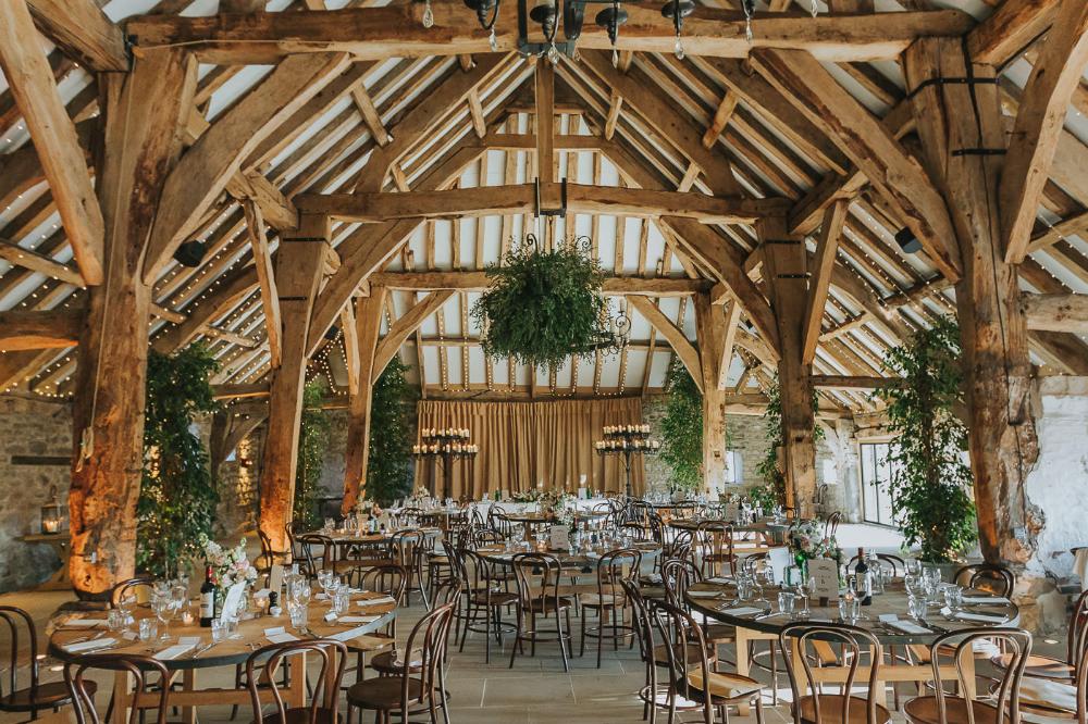 The Tithe Barn at Bolton Abbey, Wedding Venue — Cripps ...