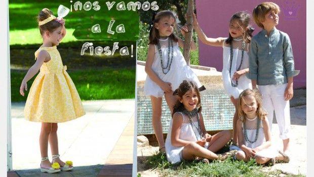 Tendencias moda infantil, www.lacasitademartina.com