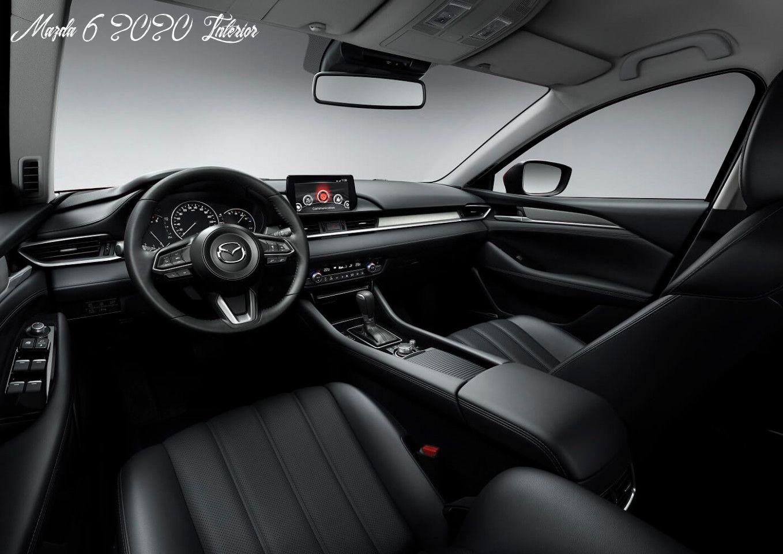 Mazda 6 2020 Interior Interior In 2020 Mazda 6 Wagon Mazda 6 Mazda