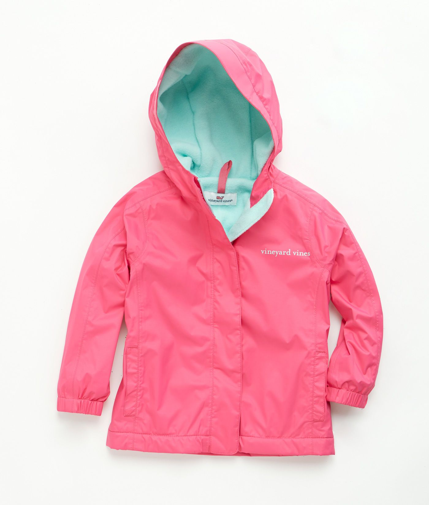 Shop Girls Fleece Lined Stow & Go at vineyard vines