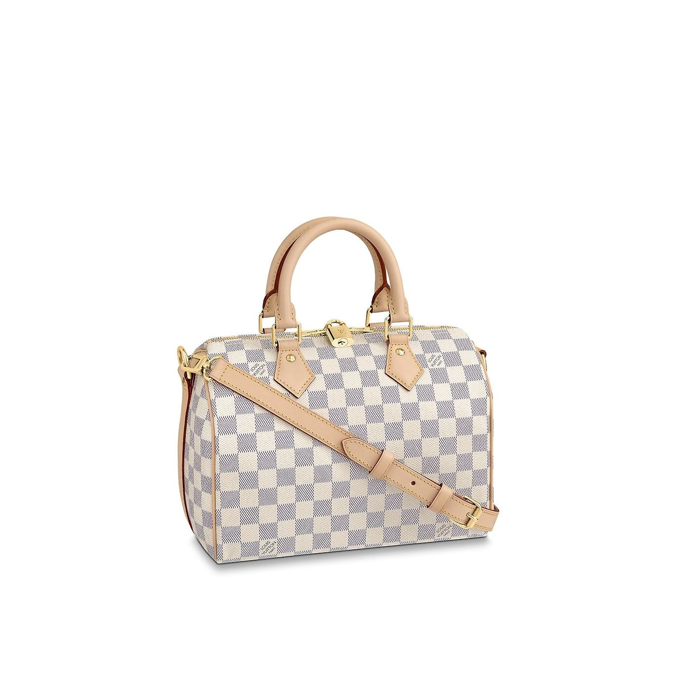 Sac à main Louis Vuitton Speedy 30 cm Vue 1 - Cadeau Noël de luxe pour Femme  - Sacs à main Sacs porté main ... e9826913791