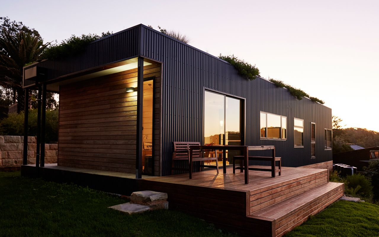 Casas contenedores y viviendas prefabricadas de alta for Casa minimalista uy