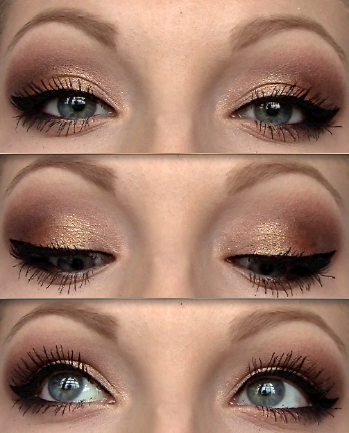 Discover ideas about Gold Makeup. possible homecoming ...