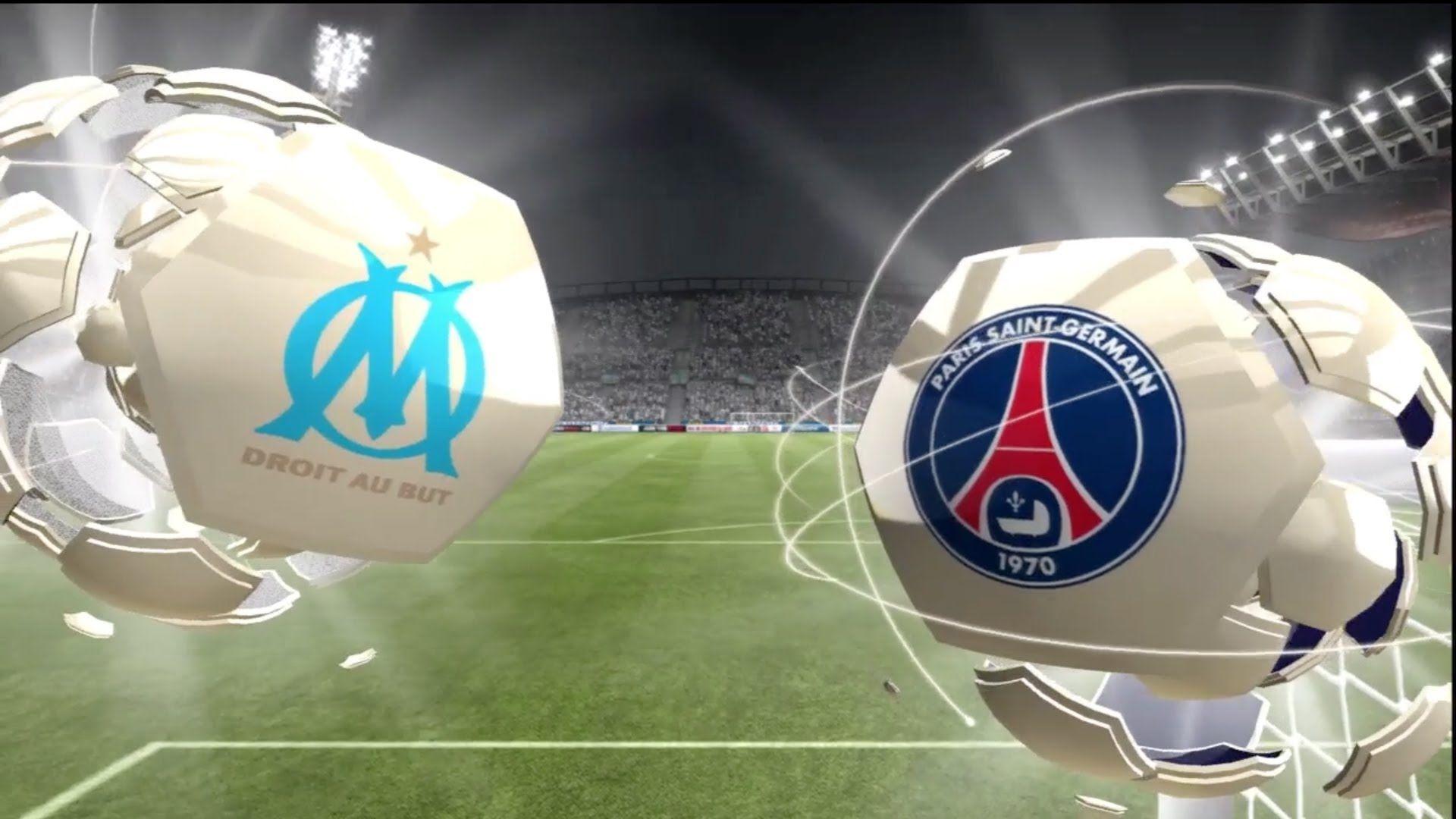Prediksi Marseille vs PSG 23 Oktober 2017 ( Ligue 1 Psg